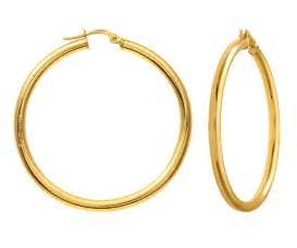 assortment of hoop style gold earring for nationtrendz