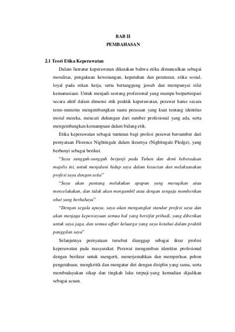 Pengambilan Keputusan Manajerial Teori Dan Praktik Plus Cd Suplem makalah etik keperawatan