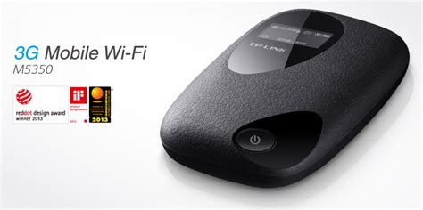 Tp Link Tl M5350 Mobile 3g Wi Fi tp link 3g mobile portable modem with wi fi