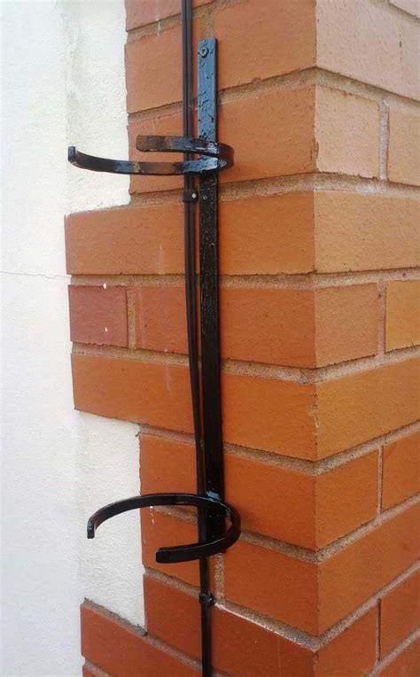 Wall Mounted Pot Holder Wall Mounted Container Garden Made To Order Bespoke Folk