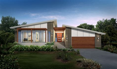Home Floor Plans Single Level sloping amp difficult blocks sanctuary new homes sloping