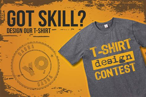 design contest shirt t shirt design contest yo dabba dabba