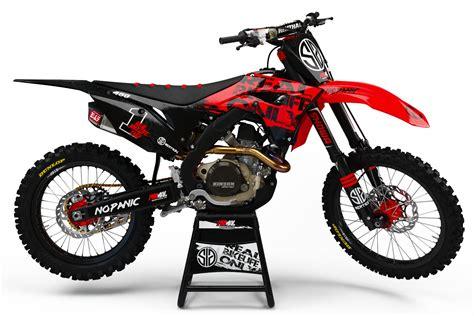 Cover Motor Yamaha Sport 250 Anti Air 70 Murah Berkualitas sig edition real bikelife only honda primal x motorsports motocross graphics atv