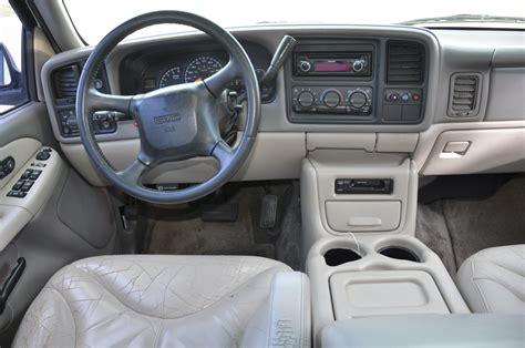 2000 Gmc Interior by 2000 Gmc Yukon Xl Interior