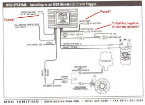 msd ignition wiring question team camaro tech