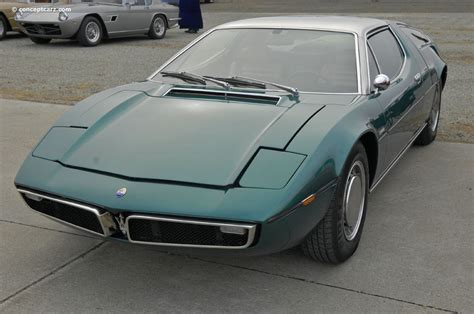 maserati bora concept auction results and sales data for 1973 maserati bora