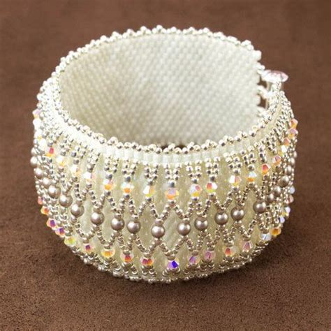 pearly gates bracelet bead weaving kit bracelets