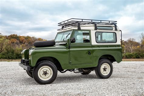 land rover series ii 1963 land rover series ii information and photos momentcar