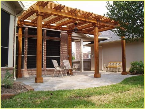 patio arbor plans 20 awesome pergola design ideas dapoffice