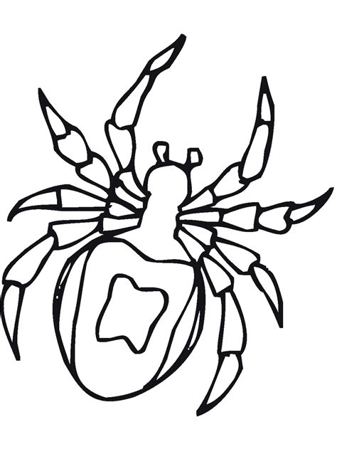 coloring pages bugs bug insect coloring pages primarygames