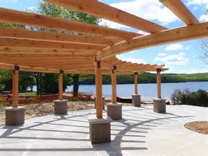 Pergola Beam by Steel Timber Frame Post Base 1024x707 Png Pictures To Pin