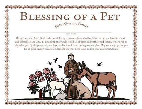 churchpublishingorg st francis blessing   pet