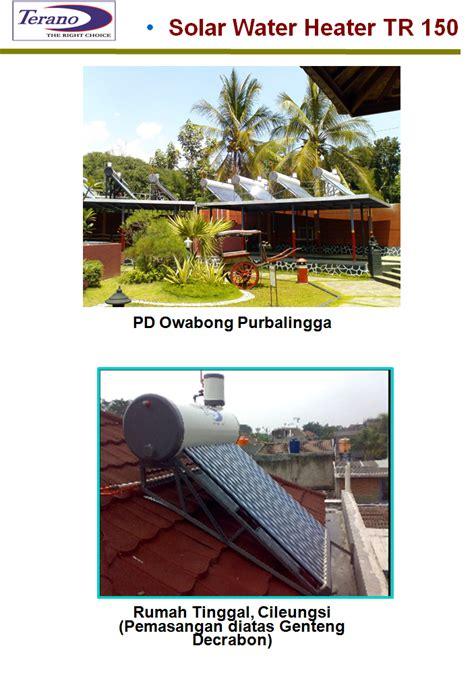 Water Heater Bandung harga distributor solar water heater bandung
