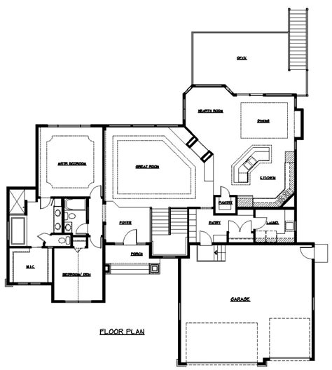 large master bathroom floor plans interior design ideas architecture blog modern design