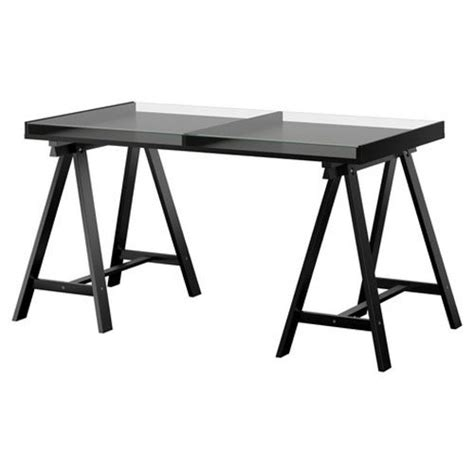 cheap trestle desk discount ikea vika gruvan desk