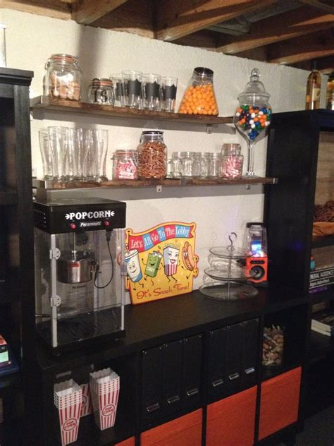 basement snack bar decorating damsel  diy