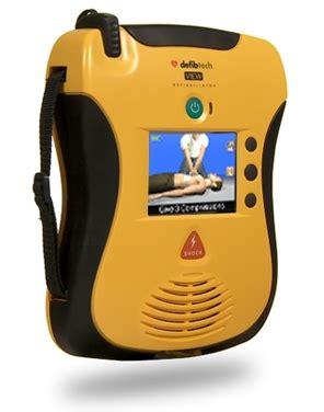 defibtech lifeline view operator s defib buy a defibrillator best value defibrillator