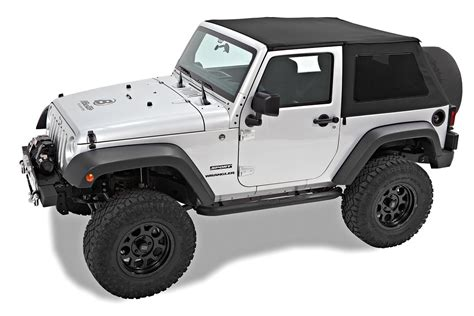 Best Top Jeep Bestop 174 56922 17 Trektop Nx Twill Soft Top For 07 17 Jeep