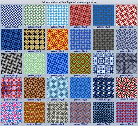 pattern maker 4 4 for free tessalation pattern tessellation pinterest patterns
