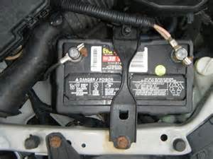 2001 2005 honda civic battery replacement ifixit
