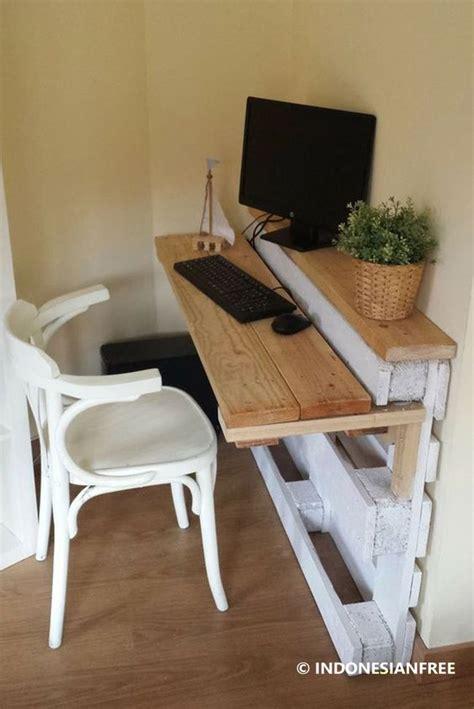 cara membuat jemuran lipat dari kayu meja belajar cara membuat meja dari kayu palet home