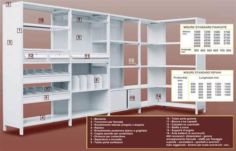 misure scaffali metallici arredamenti per negozi e uffici roma scaffali metallici