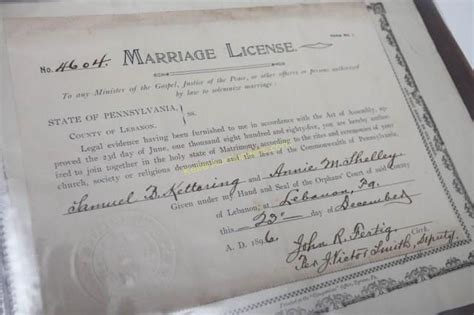 Lancaster Pa Marriage Records Samuel Ruhl Zug History Only Auction In Lancaster Pennsylvania By Keller