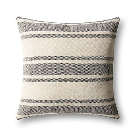 black throw pillows bed bath and beyond magnolia home by joanna gaines square throw pillow