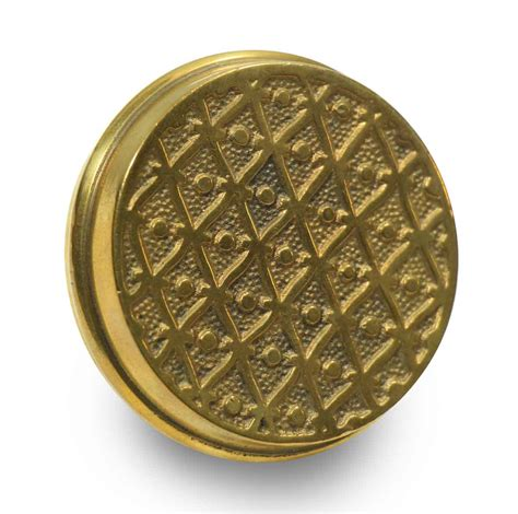 collector s quality weave pattern bronze knob olde