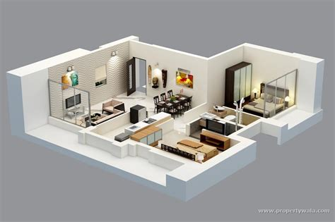 home interior design for 1bhk flat adhiraj samyama kharghar navi mumbai apartment flat project propertywala com