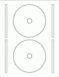 cd label printing template cd label template hub printable