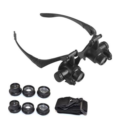 Diskon Braket Bracket Led Cob 3w 5w 7w 9w 20 11 Mm 10 15 20 25x led jeweler repair magnifier magnifying