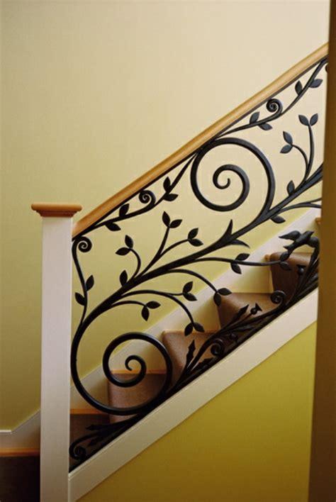 geländer treppe holz treppe hauseingang design