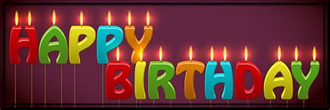 pic candle turns one today happy birthday d by piccandle free birthday clipart animations