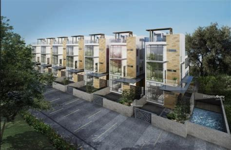 Apartment Types In Singapore Strata Terraced House The Vision West Coast Crescent 5