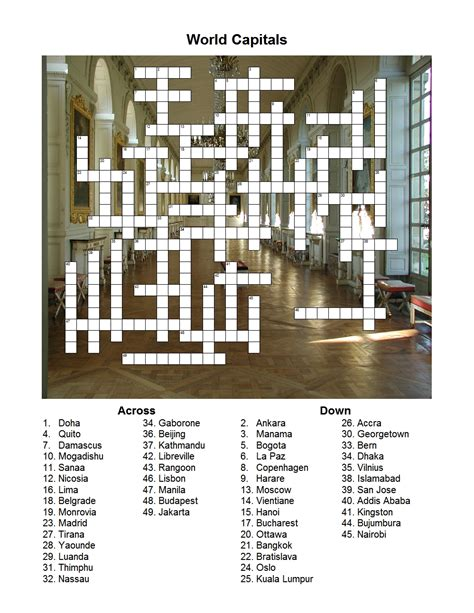 printable world puzzle make your own crossword puzzle driverlayer search engine