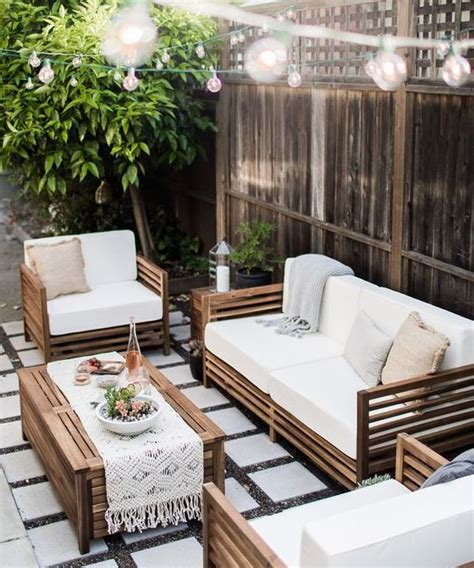 Garden Furniture Ideas 19 Irresistible Outdoor Living Spaces That Will Leave You Speechless