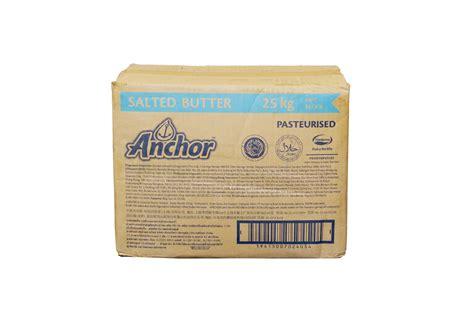 Butter Anchor Unsalted 25kg Murah jual anchor new zealand salted asli dari new zealand tokowahab