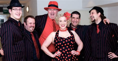 london swing cats join kai s cats for a swinging sunday lunch at hideaway