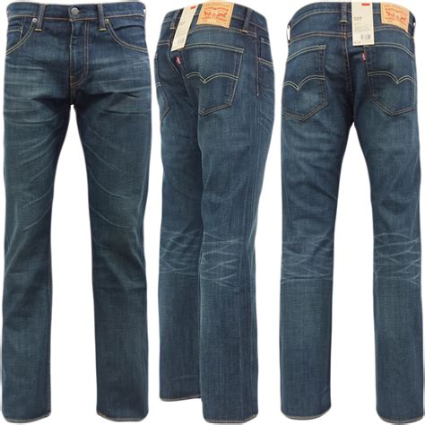 Celana Levis Co Levi Strauss New levi strauss 527 jean levi s bootcut denim trouser pant new ebay