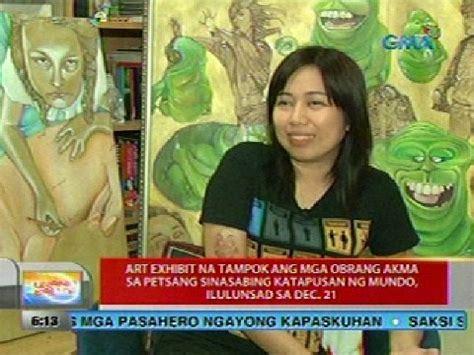 Katapusan Ng Mundo Essay by Exhibit Na Tok Ang Mga Obrang Akma Sa Petsang Sinasabing Katapusan Ng Mundo Ilulunsad Sa