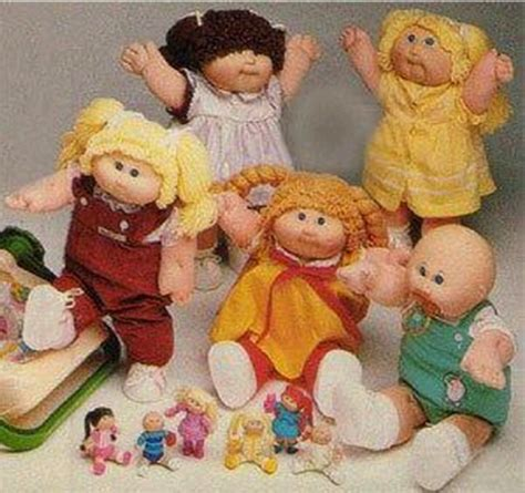 cabbage patch dolls names cabbage patch kids the good ol days pinterest names