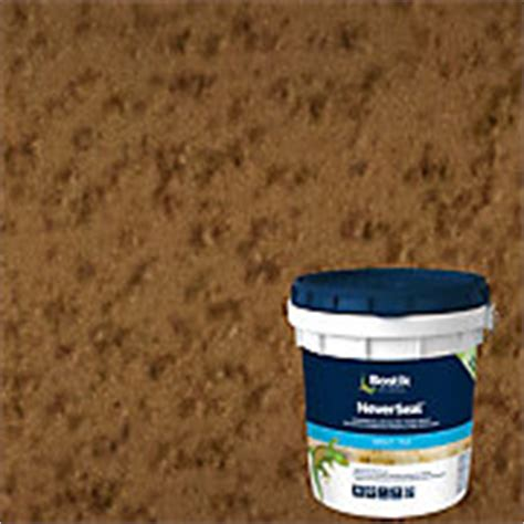 bostik neverseal latte pre mixed commercial grade grout