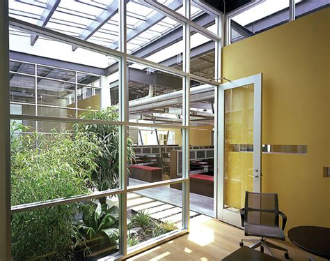 office courtyard design chicago law office archpaper com