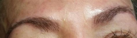 tattoo eyebrows san antonio eyebrow microblading before and after photos lavender