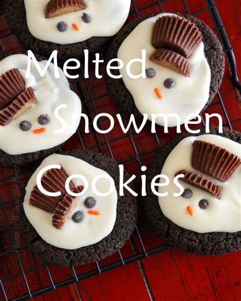 17 best images about snowman cookies on pinterest