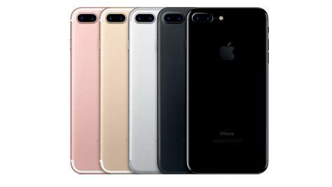 apple iphone 7 plus la fiche technique compl 232 te 01net