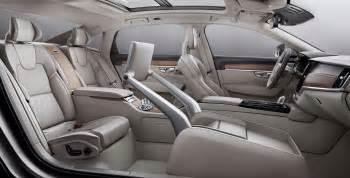 Volvo S90 Interior Volvo S90 Excellence Interior Motor Trend