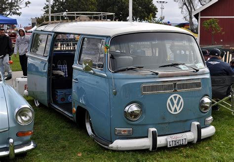 volkswagen truck slammed just a car guy slammed vw vans