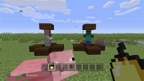 minecraft tutorial zombie villager minecraft tutorial come trasformare uno zombie villager